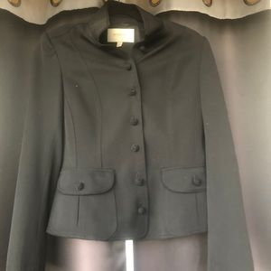 Burberry suit jacket and skirt